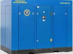 Винтовой электрический компрессор АСО-ВК132