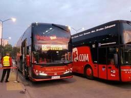Vip Микроавтобусы и автобусы с Кондиционером