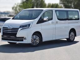 VIP Toyota Granvia Premium 2. 8L Diesel – 6 seater – 2020 mod