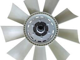 Вискомуфта вентилятора, без крыльчатки (650 мм) на / для ямз