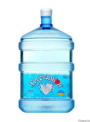 Вода бутилированная 18,9л в Уральске