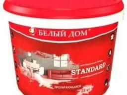 Водоэмульсия, краска, акриловая эмульсия Standard