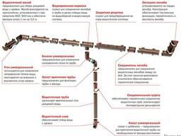 Водосточная система Verat - фото 1