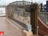 Ворота откатные - фото 4