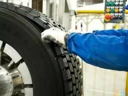 Восстановление грузовых шин