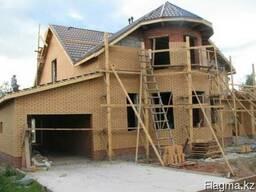 Возведения домов под ключ