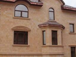 Все виды фасадных работ, травентин, гранит, декор штукатурка - фото 4