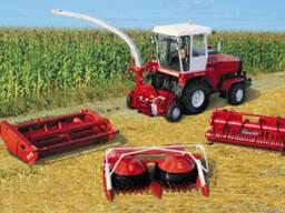 Все виды сельхоз техники