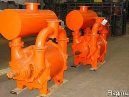 ВВН2-150М водокольцевые вакуумные насосы