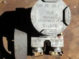Выключатель путевой взрывобезопасный ВПВ-4м