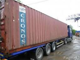 Выкуп контейнеров 20 и 40 футов дорого