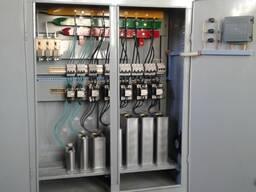 Высоковольтная и низковольтная конденсаторная установка