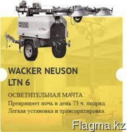 Высокочастотный глубинный вибраторWacker Neuson, Ваккер Ной