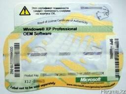Windows XP Professional Oem 32 64 BIt Russian