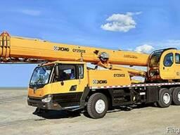 XCMG Кран китаец 25 тонник