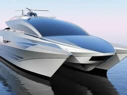 Яхты-катера-понтоны-паромы