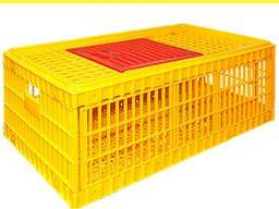 Ящик для перевозки кур.