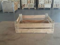 Ящики из шпона древесины - евротара