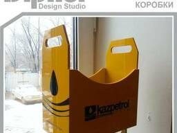 Ящики, коробки, футляры. Изготовление и нанесение логотипа. - фото 2