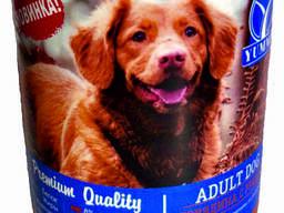 Yummi Premium Quality ADULT DOG паштет Говядина 0, 4кг