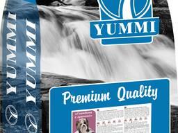 Yummi Premium Quality Mini «Говядина с гречкой» 16кг