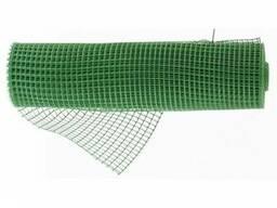Заборная решетка 1,5х25 м ячейка 55х55 мм, Эконом// Россия