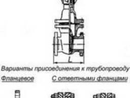 Задвижка клиновая с выдвижным шпинделем 30лс941нж ТЛ 13001