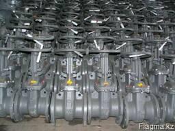 Задвижки стальные Z41H-16C30с41нж-Ду100-150(Ру16)