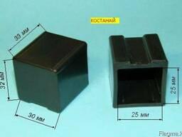 Заглушка Пластиковая 25*25 мм наружная