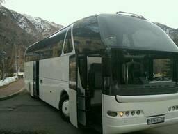 Заказ и Аренда микроавтобуса в Алматы