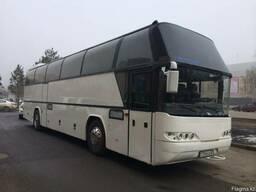 Заказ комфортабельного автобуса Neoplan 50 мест