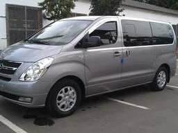 Заказ микроавтобуса в Шымкенте