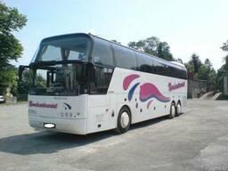 Заказать автобус в Зеренду. Комфорт и доступная цена