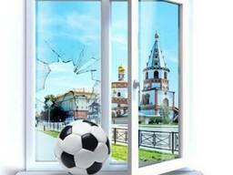 Замена стеклопакетов, стекла на ПВХ окнах