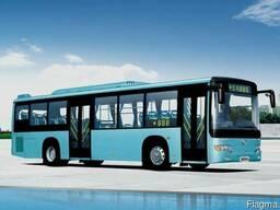 Зап. части на автобусы Higer-6118, 6891, GoldenDragon и др