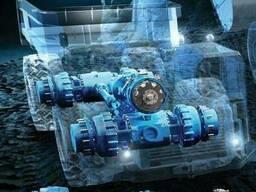 Запасные части для шахтного самоходного транспорта