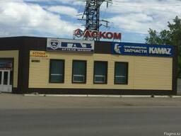Запчастидля автомобилей марки КАМАЗ, ГАЗ