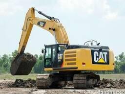 Запчасти для экскаваторов погрузчиков Caterpillar Cat (Кат)