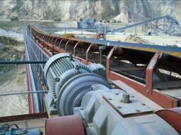 Запчасти для горного оборудования, комплектующие конвейера