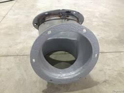 Напыление полиуретаном оборудования от износа и коррозии.