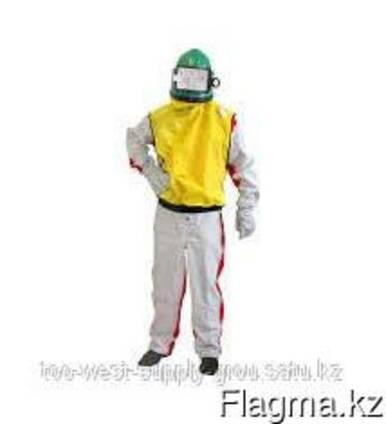 Защитный костюм пескоструйщика (дробеструйщика) Clemco