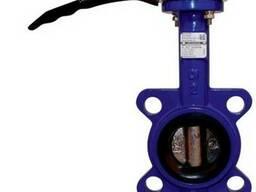 Затвор дисковый поворотный межфланцевый 017W (диск - чугун)
