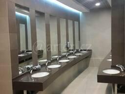 Зеркала в санузлы
