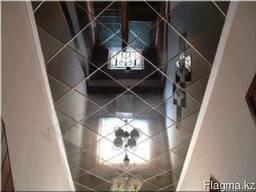 Зеркальные и стеклянные потолки