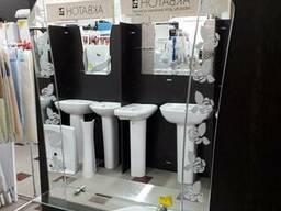 Зеркало в ванную комнату кокшетау