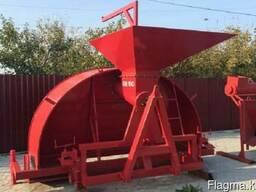 Зерно-упаковочная машина с малым верхним бункером загрузки