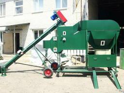 Зерноочистительное оборудование, сепаратор ИСМ-6 ЦОК