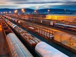 Жд перевозка из России в Казахстан