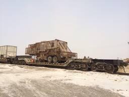 Железнодорожные грузоперевозки из Китая в Среднюю Азию - фото 6