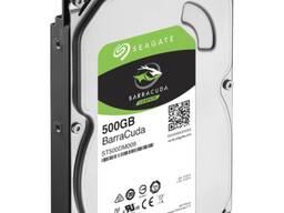 Жесткий диск HDD 500 Gb Seagate Barracuda (ST500DM009)